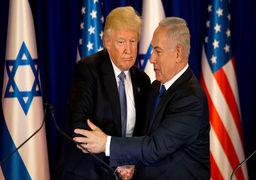 نتانیاهو کلنگ احداث شهرک صهیونیستی ترامپ را زد/ واکنش ترامپ