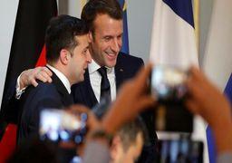 توافق فرانسه و اوکراین درباره جعبهسیاه هواپیمای اوکراینی