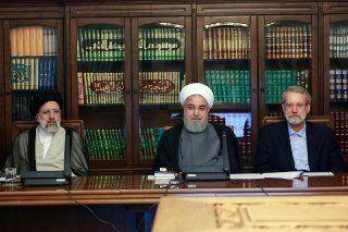 برگزاری جلسه شورای عالی انقلاب فرهنگی با حضور روحانی