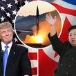 خط و نشان اتمی ترامپ و کیم جونگ اون/ دست ها روی ماشه هستهای