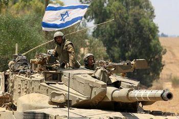 ورود نیروهای نظامی اسرائیل به خاک سوریه