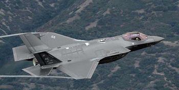 آمریکا «اف-35» سفارش ترکیه را به یونان میدهد
