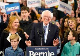 شانس سندرز برای نامزدی دمکراتها چقدر است؟