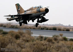 جنگنده F5 سقوط نکرد، هارد لندینگ داشت