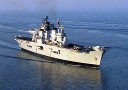 ناو جنگی جدید انگلیس در خلیج فارس به دنبال چیست؟