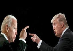 آخرین نظرسنجیها درباره رقابت بایدن و ترامپ