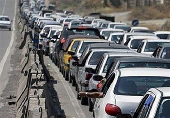 آخرین وضعیت ترافیکی جادهها/محور کندوان و آزادراه تهران- شمال یک طرفه میشود