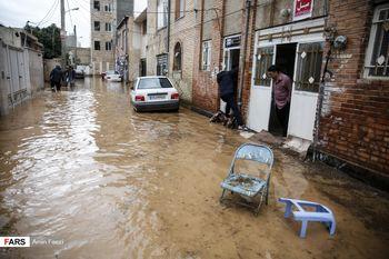 آیا بارندگیهای اخیر ایران عمدی است؟