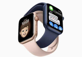 ساعت جدید اپل با قابلیت اندازه گیری اکسیژن خون/ حسگرهای جدید برای رصد نشانگرهای سلامتی