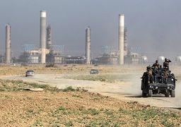 دولت مرکزی عراق نفت کرکوک را در دست گرفت