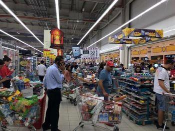 احتمال وقوع بحران غذایی در قطر / آمادگی ایران برای ارسال کمک غذایی