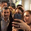 احمدینژاد روز عرفه را در کجا گذراند؟ / غیبت مشایی ، حضور پررنگ بقایی + عکس