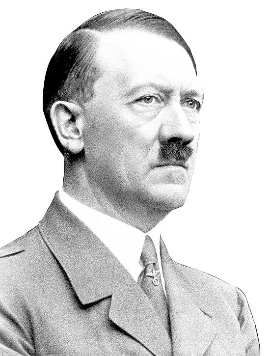 greyscale-photo-of-adolf-hitler-png-clip-art copy