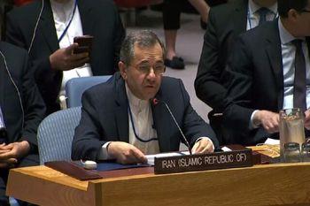 تخت روانچی در سازمان ملل درباره توان موشکی ایران چه گفت