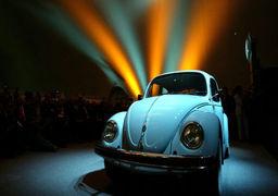 پس از 70 سال فولکس با خودرو سوسکی خداحافظی می کند