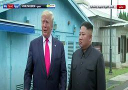 اولین جزئیات از دیدار ترامپ و رهبر کره شمالی