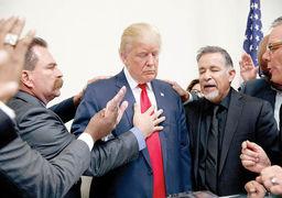 یک نشریه غربی هشدار داد؛ فاجعه همراهی آخرالزمانیها و دونالد ترامپ