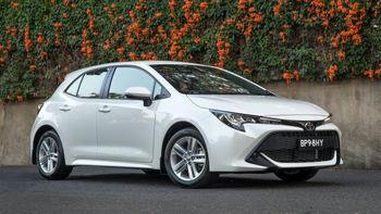 تویوتا خودروی جدید کرولا مدل ۲۰۲۰ را فراخواند!