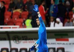 بیرانوند، بهترین آسیایی تاریخ جامهای جهانی شد