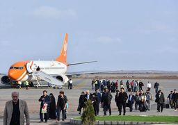جابجایی حدود 15 هزار مسافر از طریق فرودگاه منطقه آزاد ماکو