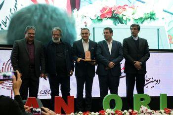 اعطای جایزه ملی نشان تجاری (برند) برتر ایران به گروه سحرخیز