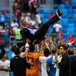 کیروش سومین مربی دنیا از نظر رکورد برد در بازیهای ملی+تصاویر