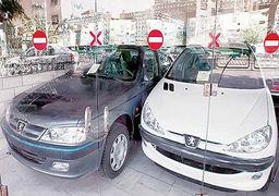 تشدید بلاتکلیفی عرضه و تقاضا در بازار خودرو