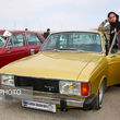 نمایش خودروهای کلاسیک اسپورت در قم