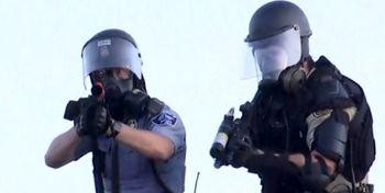 بیانیه عفو بینالملل درباره رفتارهای پلیس آمریکا