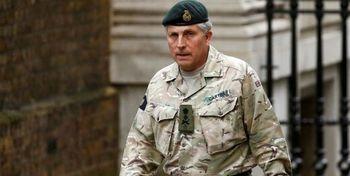 هشدار فرمانده ارتش انگلیس درباره احتمال وقوع جنگ جهانی سوم