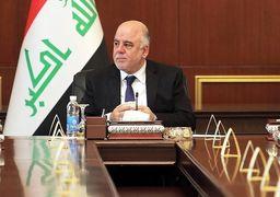 حیدر العبادی : عراق در معرض تجزیه است