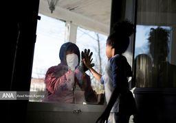 تصاویر| نیویورک در اوج بحران کرونا