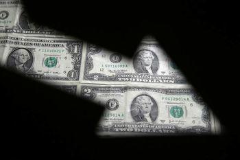 دلار کم آورد /یورو و پوند صعود کردند