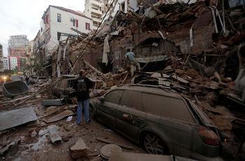 یک پیام ابراز همدری دیگر با مردم لبنان/ کنارتان ایستادهایم