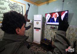 جشن پیروزی بر داعش در نجف برگزار شد + عکس