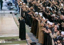 چهره مشهور اصلاح طلب در نماز جمعه دیروز تهران + عکس
