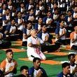 استفاده هند از یوگا به عنوان