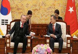 محورهای دیدار اردوغان و «این» در سئول