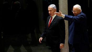 رئیس رژیم صهیونیستی بار دیگر بنیامین نتانیاهو را مامور تشکیل کابینه جدید کرد