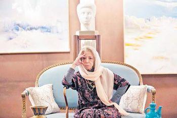 ایران درودی در ۸۴ سالگی: دعا کنید در دوران حیاتم شاهد افتتاح موزهام باشم
