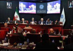 حضور وزیر امورخارجه در اتاق بازرگانی تهران