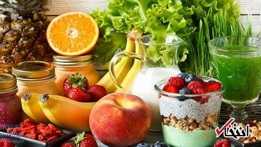 خوراکی هایی که زنان باید در رژیم تابستانی خود مصرف کنند