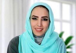 بانوی بازیگر ایرانی ازدواج کرد +عکس
