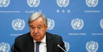 پاسخ گوترش به درخواست آمریکا برای بازگشت تحریم ها علیه ایران/ نمی توان کاری انجام داد