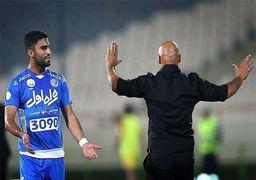 کاوه رضایی به باشگاه استقلال بدهکار شد !