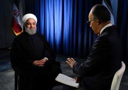 روحانی در گفتگو با شبکه ان.بی.سی: برنامهای برای دیدار با ترامپ ندارم/ او اول پلی را که با تحریم و لغو  برجام تخریب کرد بسازد
