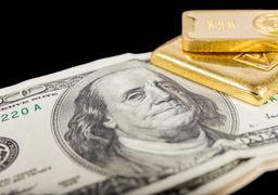 دلار عامل مزاحم بازار طلا است