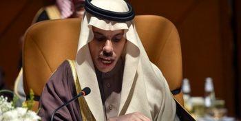 وزیر خارجه سعودی وارد عراق شد