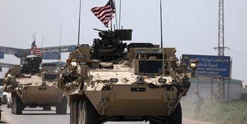 سومین انفجار امروز بر سر راه کاروان نظامی آمریکا در عراق