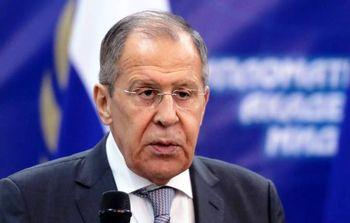 انتقاد لاوروف از فشارهای آمریکا و اروپا بر روسیه